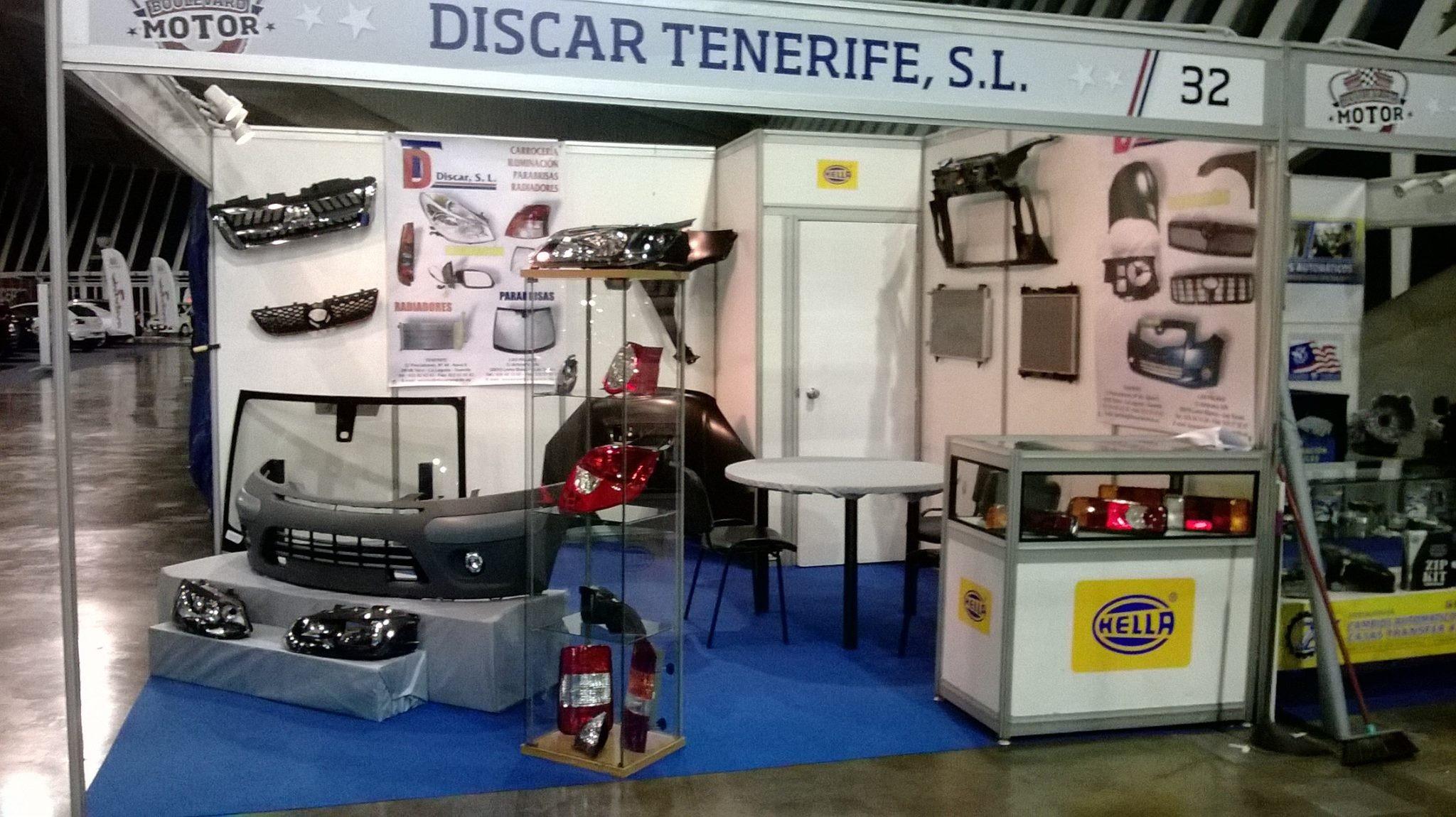 Discar Tenerife, SL